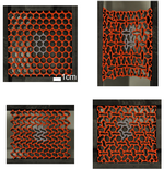 Harnessing Multiple Folding Mechanisms in Soft Periodic and Porous Structures to Design Highly Tunable Phononic Crystals